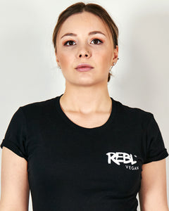 REBL Vegan Womens T