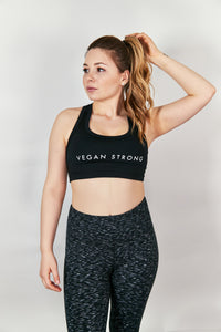 Vegan Strong - Women's Sports Bra