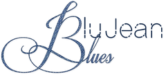 BLU JEAN BLUES LOGO