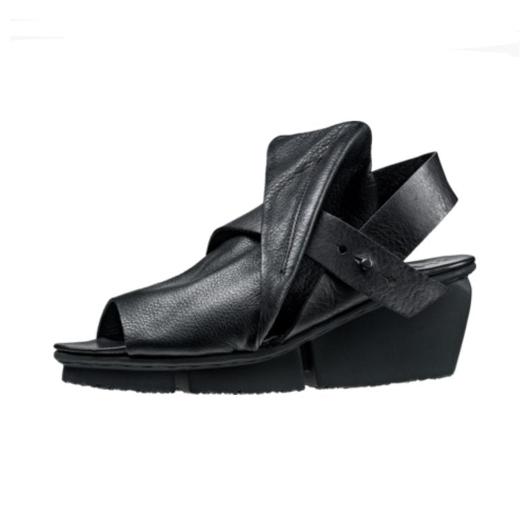 Rail Trippen Wrap Around Open Toe Leather Sandal
