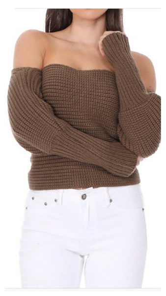 Wrap it UP Multi wearable Bolero Sweater