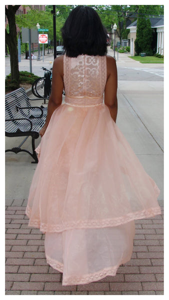Precious moments Sleeveless Hi - Lol Tulle Dress