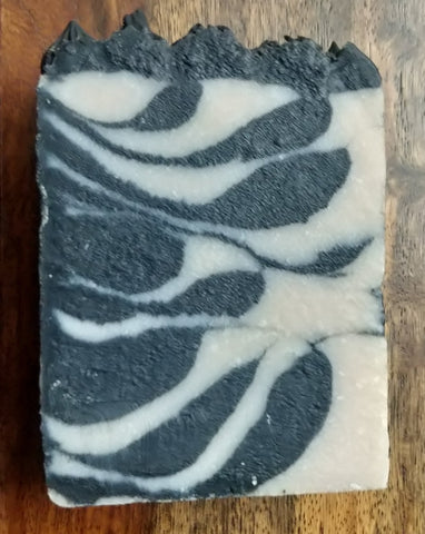 Charcoal Kaolin Clay Soap