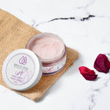 Pink Satin Face Cream