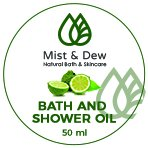 Bath and Shower Oil