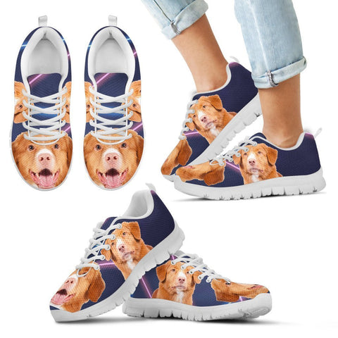 Nova Scotia Duck Tolling Retriever Dog Running Shoes For Kids-Free Shipping