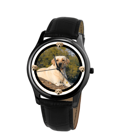 Labrador Retriever Unisex Wrist Watch- Free Shipping