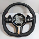 Carbon Fiber Steering Wheel For BMW F30 335i F80 M4 M3 435i
