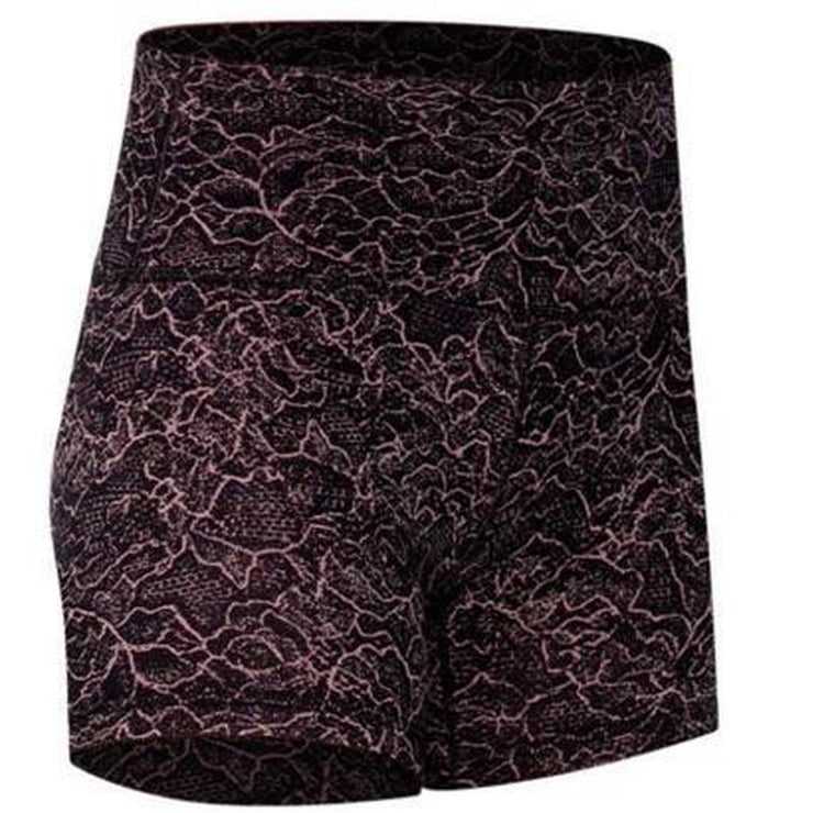 "FEARLESS PLUSH 4"" SHORTS - CARBON PINK"