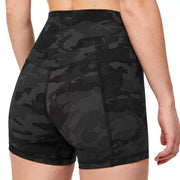 "FEARLESS PLUSH 4"" SHORTS - CAMO"