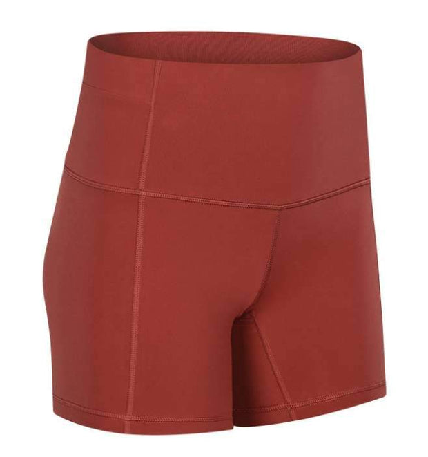 "FLEX 5"" SHORTS - BURNT ORANGE"