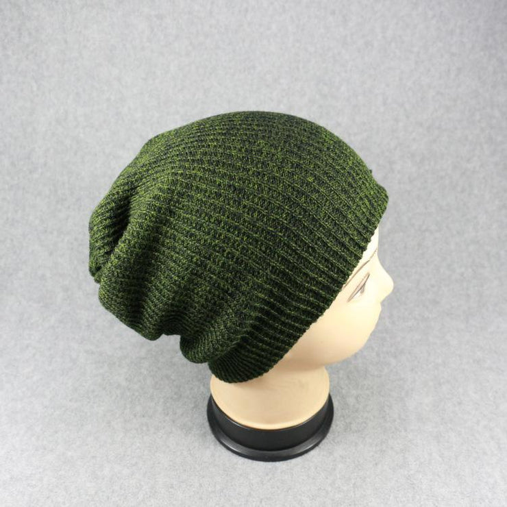 CLASSIC BEANIE - FOREST GREEN