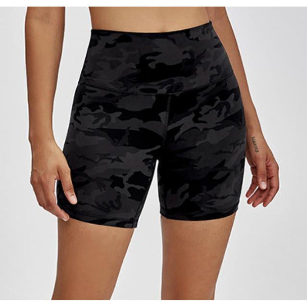 "FEARLESS PLUSH 5"" SHORTS - CAMO"
