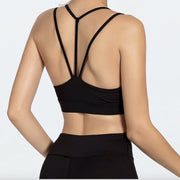 ENERGY BRA - BLACK