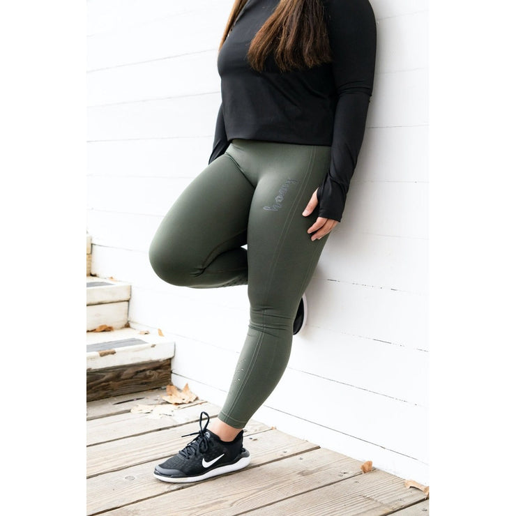 ARROW SEAMLESS- ARMY GREEN
