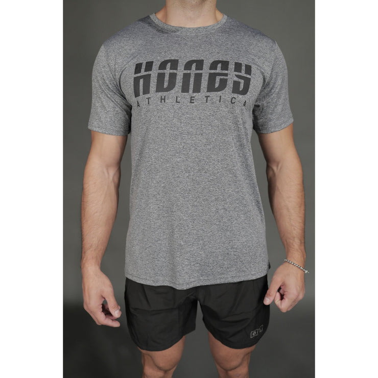 PERFORMANCE T-SHIRT - GRAY