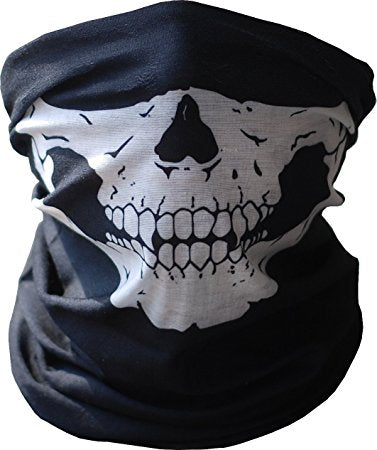 SKULL FACE AND NECK COVER