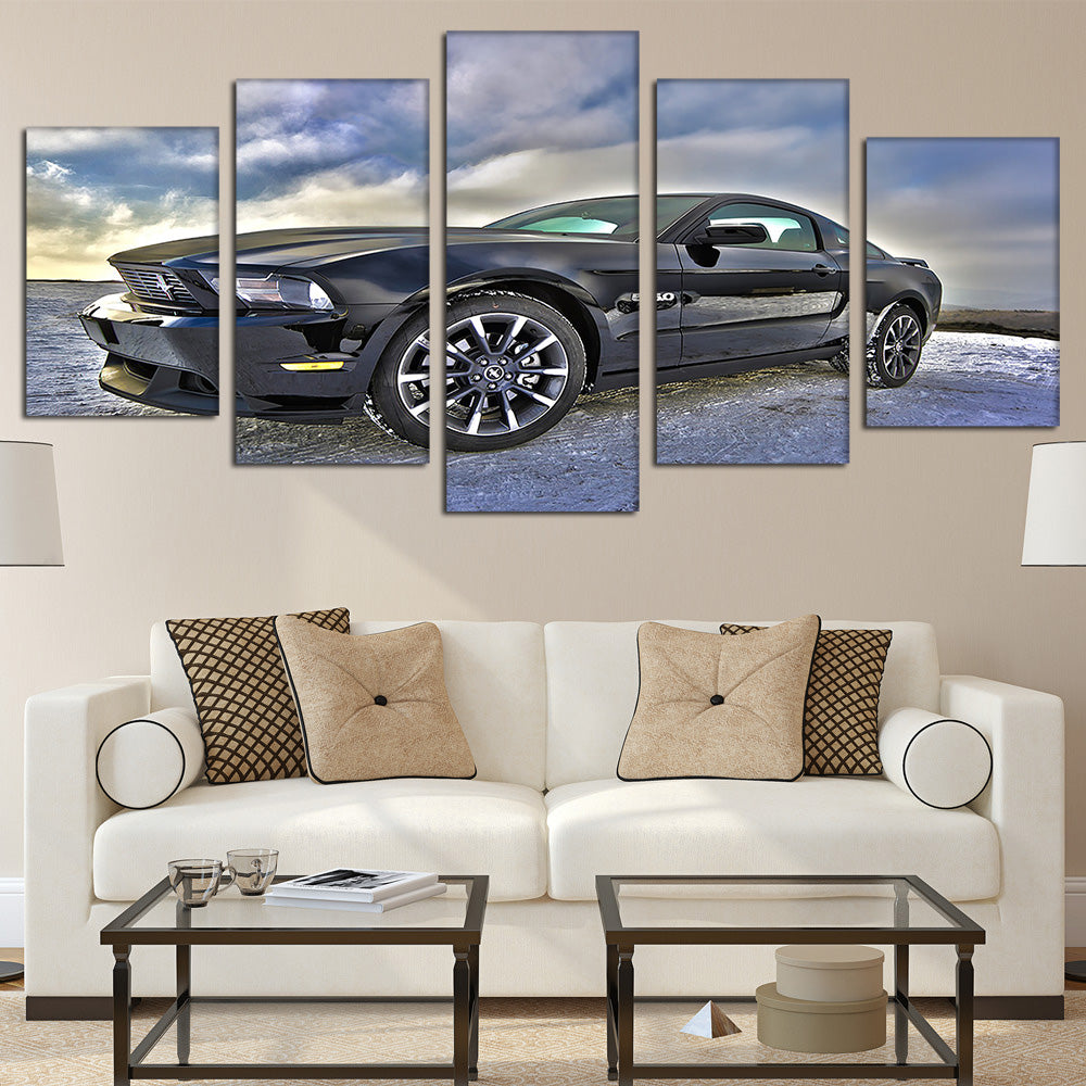 Winter Drift Wall Art