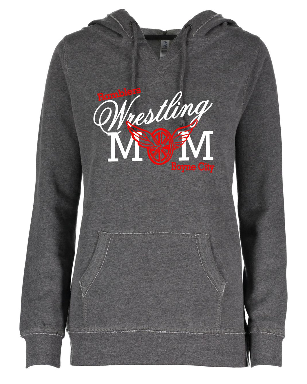 Boyne Wrestling Mom Sweatshirt