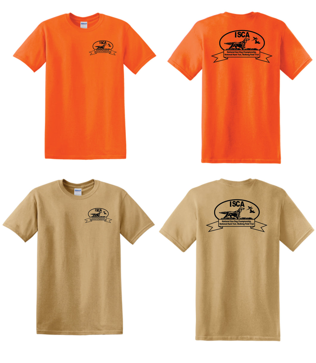 ISCA Short Sleeve T-Shirt