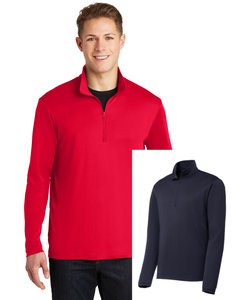 Men's 1/4 Zip Performance Pullover