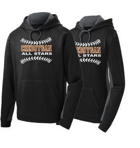 Ladies, Youth & Adult Performance Hooded Sweatshirt