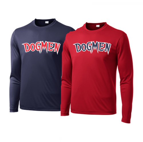 Dogmen Youth & Adult Long Sleeve Performance
