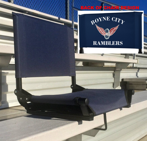 Boyne City Rambler Deluxe Stadium Chair