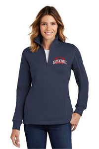 Sport-Tek® Ladies 1/4-Zip Sweatshirt / LST253