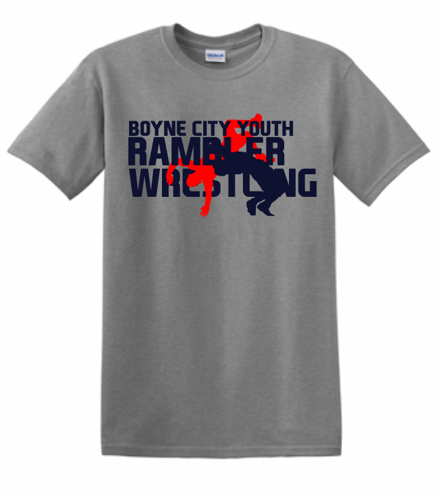 Youth & Adult Short Sleeve Cotton T-Shirt