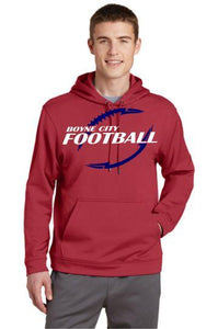 Sport-Tek® Sport-Wick® Fleece Hooded Pullover / F244