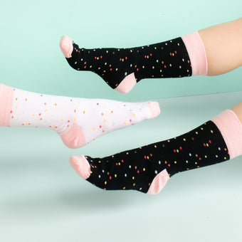 Party Time Socks by Odd Pear