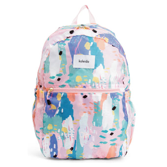 Pink Breeze Convertible Backpack <br> by Kaleido Concepts