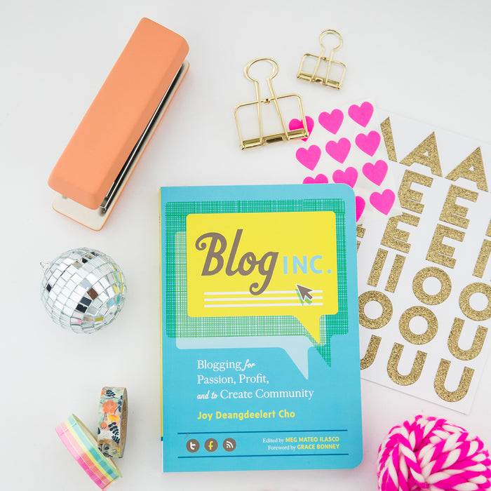 Books to read about blogging