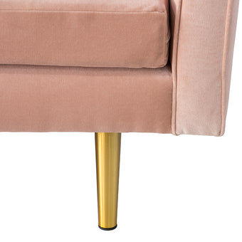 Oh Joy! Daybed Blush Velvet