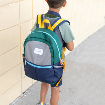 Kane Colorblock Backpack <br> by State