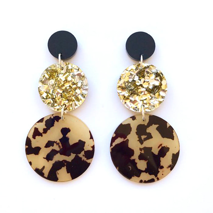 Sale Fall Nights Triple Drop Earrings  Each To Own