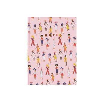 Ladies on a Mission Notebook by Carolyn Suzuki