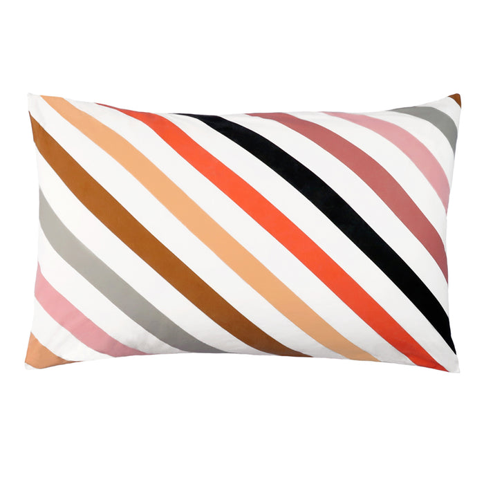 Candy Stripe Pillowcase by Castle