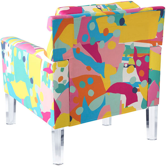 Oh Joy! Arm Chair <br> Large Confetti
