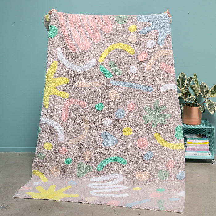 Oh Joy! for Lorena Canals Happy Party Rug