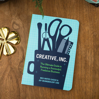 Creative, Inc. by Joy Cho (SIGNED!)