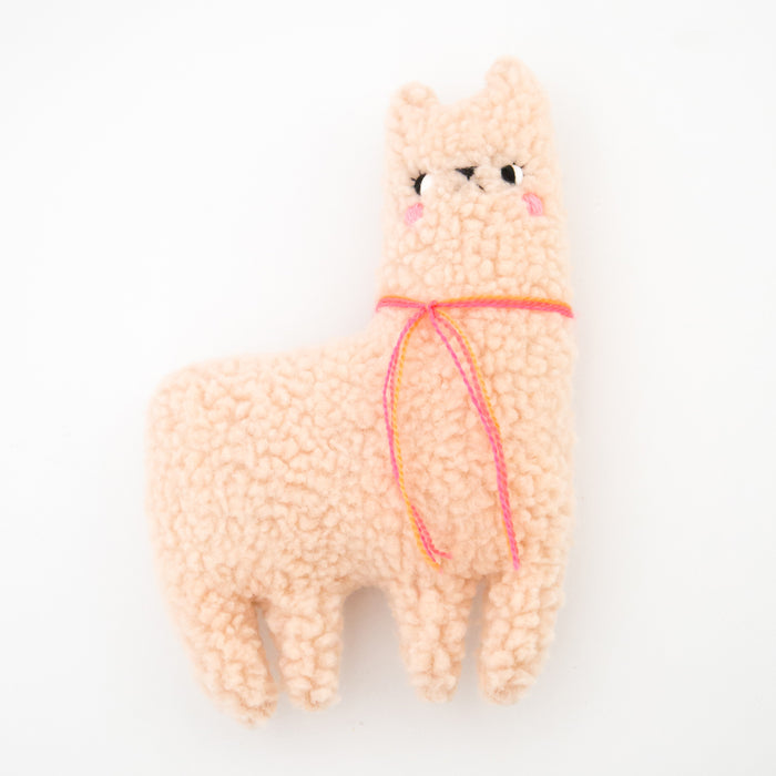 Peachy Alpaca <br> by Sleepy King