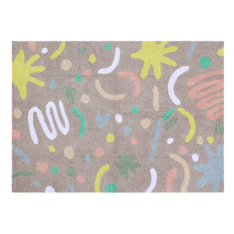 Oh Joy! for Lorena Canals<br>Happy Party Rug