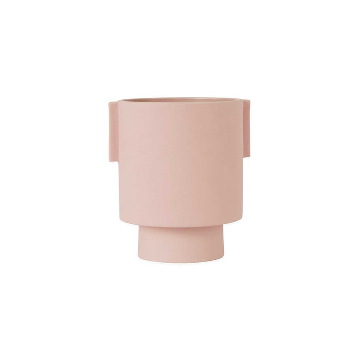 Inka Kana Medium Pot in Rose<br>by OYOY