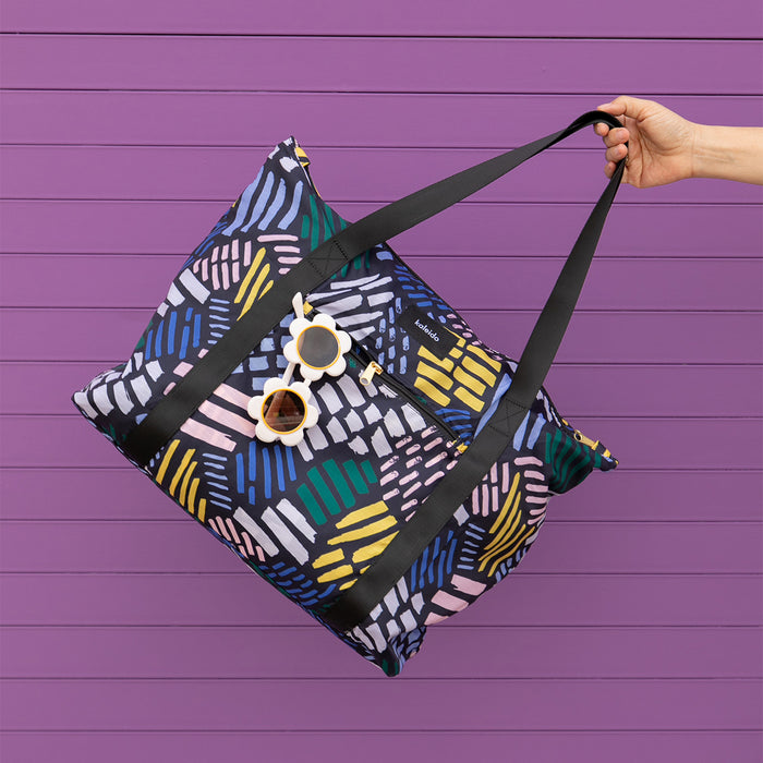 Midnight Muse Tote Bag <br> by Kaleido Concepts