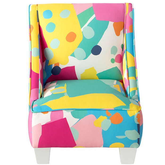 Oh Joy! Kid's Chair <br> Large Confetti
