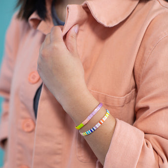 Candy Land Beaded Bracelet<br>by Shashi