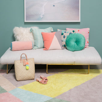 Oh Joy! for Lorena Canals<br>Happy Prism Rug