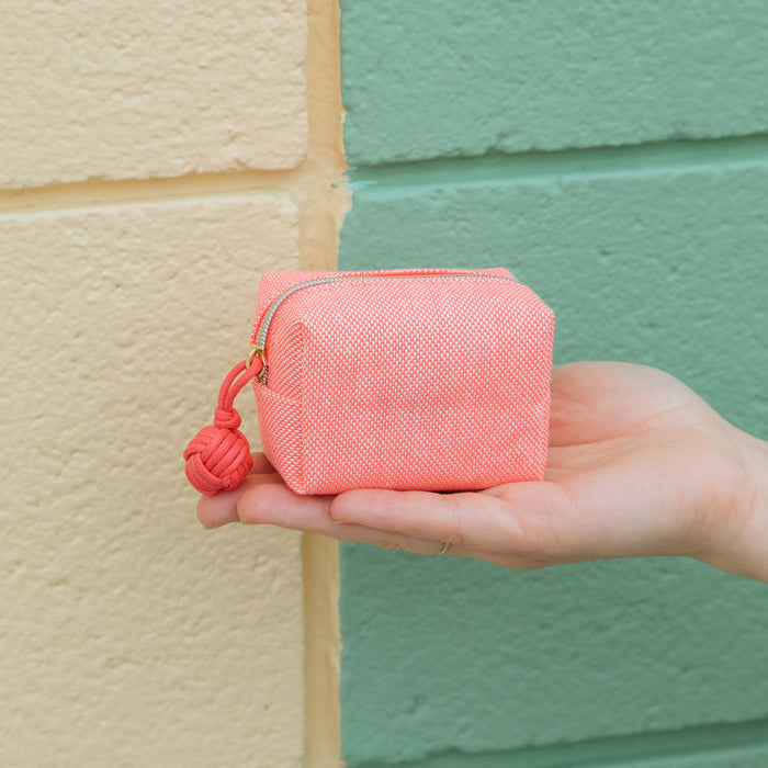 Coral Linen Minimergency Kit by Pinch Provisions